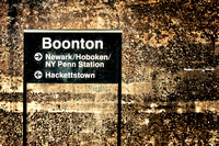 Boonton Train Station
