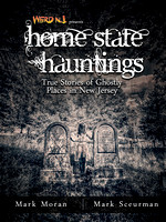 Home State Hauntings Unpublished Cover Gallery